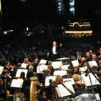 Riccardo Chailly e l'Orchestra del Gewandhaus di Lipsia a Roma