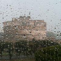 Roma con la pioggia