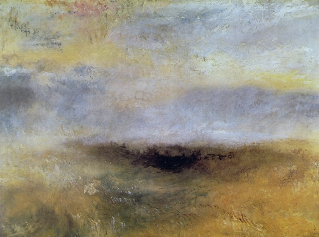 Joseph-Mallord-William-Turner-Paintings-Seascape-with-Storm-Coming-on-1840