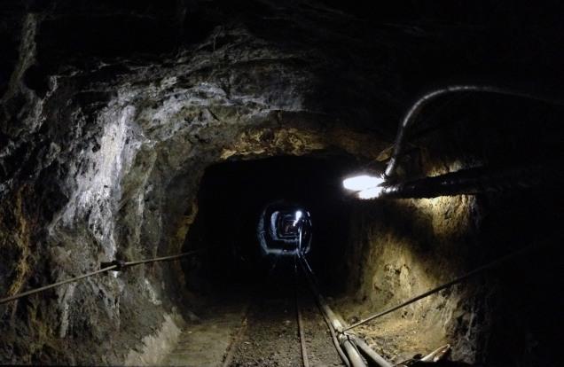 """La miniera del """"Ginevro"""" all'Isola d'Elba"""