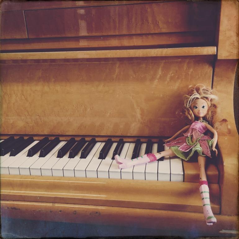 Frau Musika