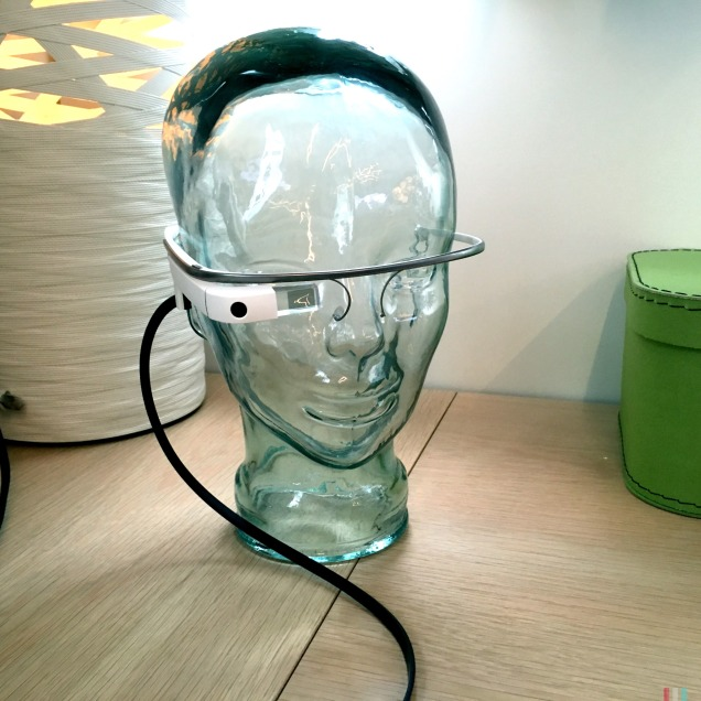 Head of Glass
