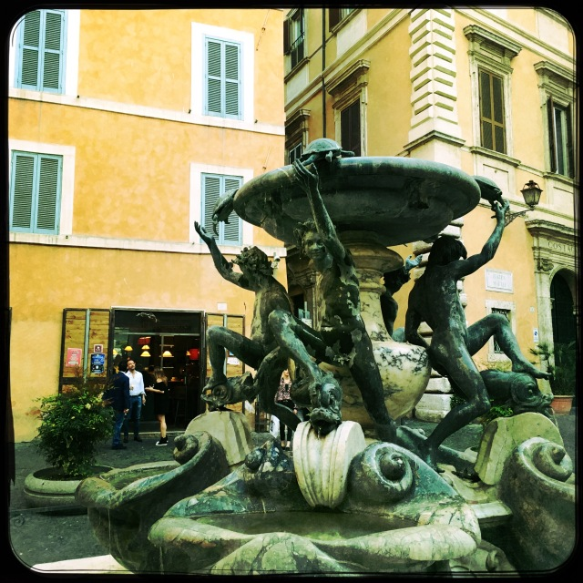Rome and Baroque