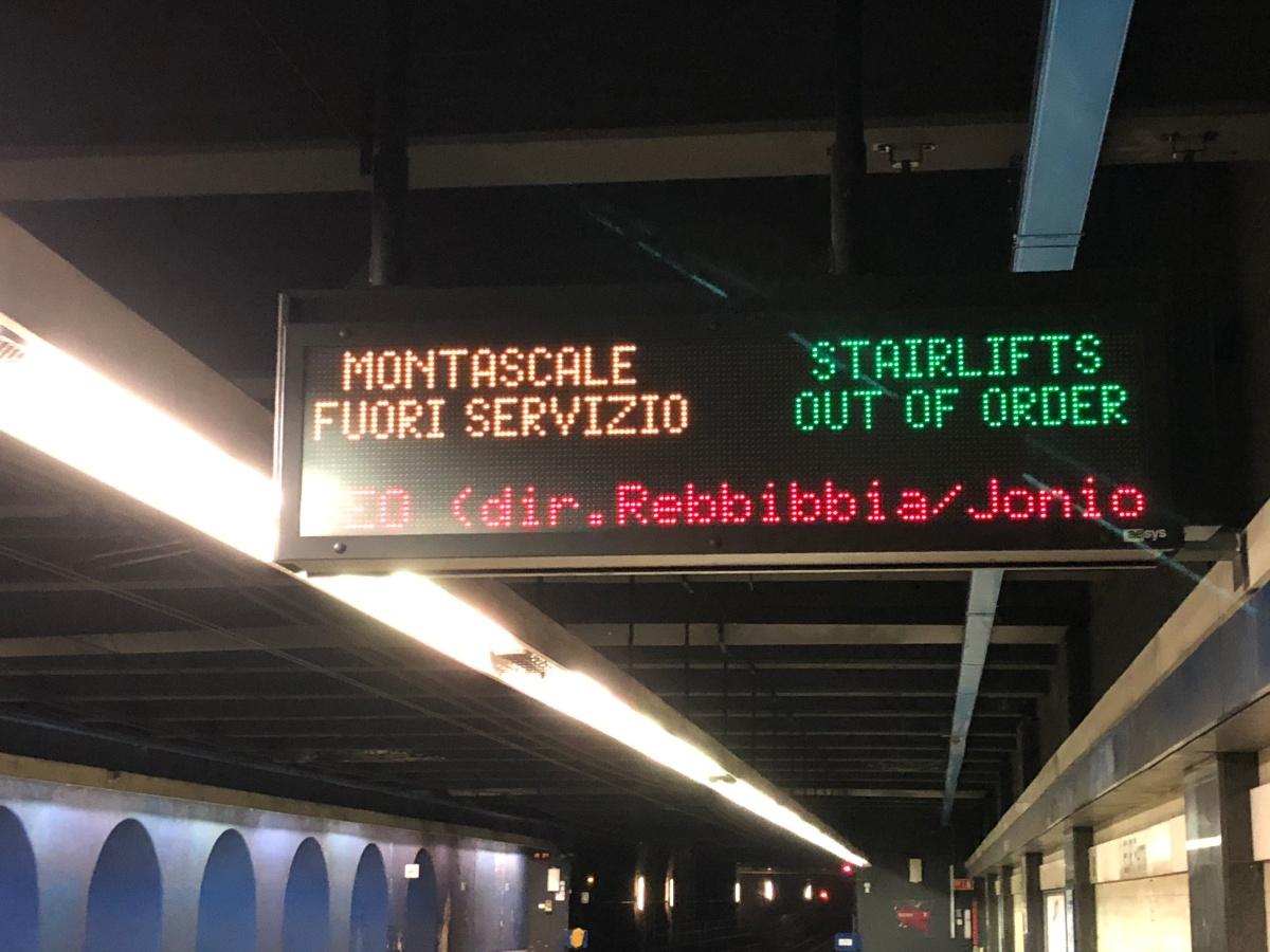 La metro de noantri